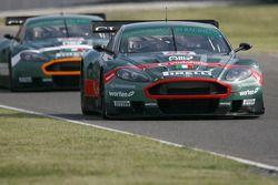 Aston Martin Racing BMS Aston Martin DBR9 : Fabrizio Gollin, Miguel Ramos