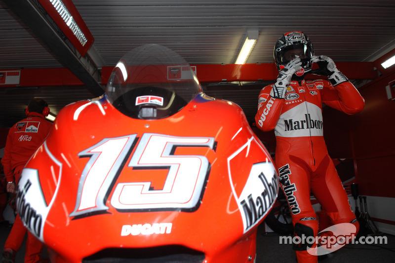 Sete Gibernau - Ducati (2006)