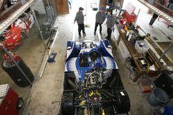 Garage du Autocon Motorsports
