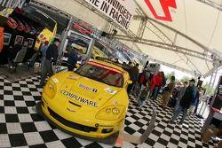Zone d'affichage de Chevrolet