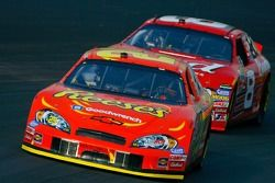 Tony Stewart y Michael Waltrip
