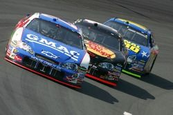 Brian Vickers and Martin Truex Jr.