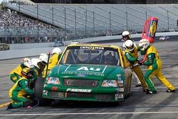 Pitstop for Marcos Ambrose