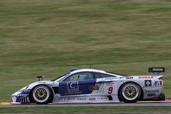 #9 Zakspeed Racing Saleen S7 R: Sascha Bert, Andrea Montermini, Jarek Janis