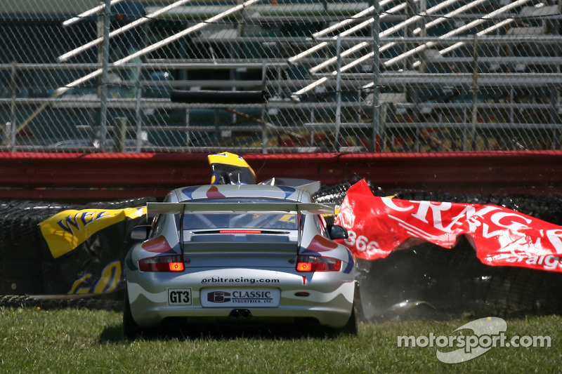 Accident pour Jay Policastro