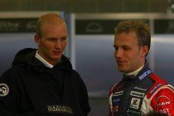 Ronnie Quintarelli et Alexandre Premat