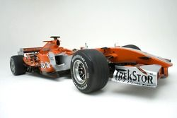 Spyker MF1 Racing M16 studio shoot