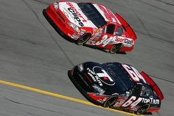 Jamie McMurray et Paul Tracy