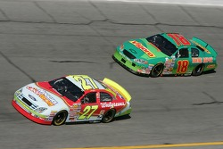 David Green et J.J. Yeley