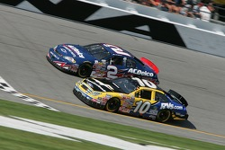 John Andretti et Clint Bowyer