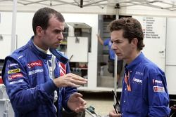 Xavier Pons et Marc Van Dalen