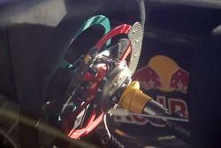 Roue de la Red Bull Skoda