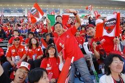 Fans von Ducati