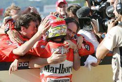 1. Loris Capirossi, Ducati