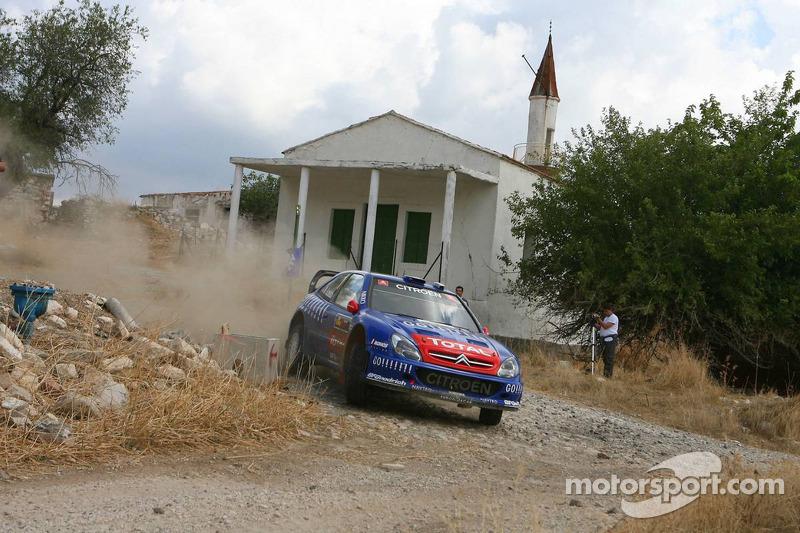 13. Rally de Chipre 2006: 68,18 km/h