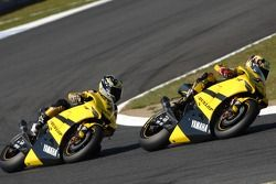 Carlos Checa y James Ellison
