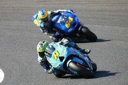 Chris Vermeulen, Suzuki