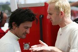 Stéphane Ortelli et Ralf Kelleners