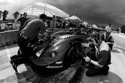 #88 Creation Autosportif Creation CA06/H-01 Judd: Nicolas Minassian, Harold Primat, Jamie Campbell-W