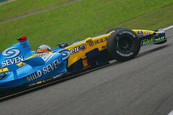 Fernando Alonso gira