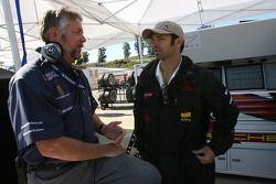 Dale White et Michael Petersen