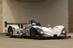 #8 B-K Motorsports Courage C65 Mazda: Jamie Bach, Guy Cosmo, Elliott Forbes-Robinson