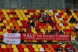 Banner fans de Ralf Schumacher