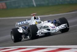 Ник Хайдфельд, BMW-Sauber