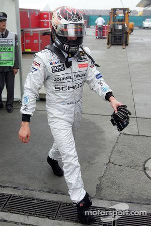 Kimi Raikkonen abandonne