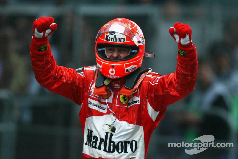 Michael Schumacher,