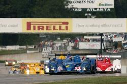 Tour de formation : la Creation CA06/H-01 Judd #88 Creation Autosportif de Nicolas Minassian, Harold