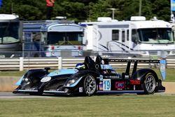 #19 van der Steur Racing Radical SR 9 AER: Gunnar van der Steur, Ben Devlin, Tim Greaves