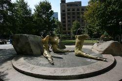 Visite d'Atlanta : sculptures intrigantes