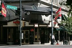 Visite d'Atlanta : Hard Rock Café