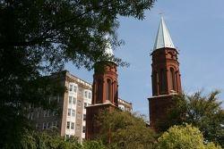 Visite d'Atlanta : église