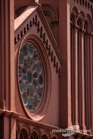 Visit of Atlanta: a church
