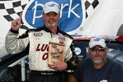 Pole winner Bobby Gerhart