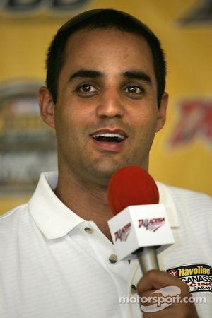 Post qualifying press conference: Juan Pablo Montoya