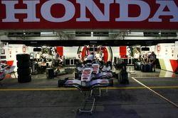 Área de garaje Honda