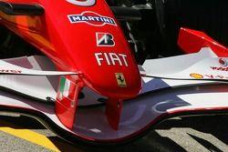 Ala delantera Scuderia Ferrari