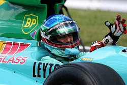 Ivan Capelli in the Leyton House