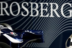 Nico Rosberg signage