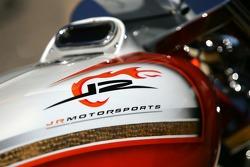 Dale Earnhardt Jr.'s de la JR Motorsportset le vélo vendu aux enchères pour la Make a Wish Foundatio