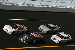 Jamie McMurray, Jeff Green, Kerry Earnhardt and Jimmie Johnson