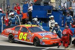 Pitstop pour Eric McClure
