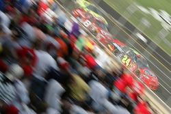 Jeff Gordon y Dale Earnhardt Jr.