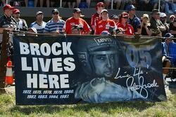 A great tribute to the late Peter Brock