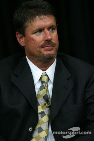 Conférence de presse d'ESPN : Andy Petree