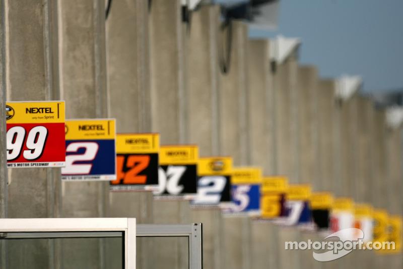 Numéros de garage