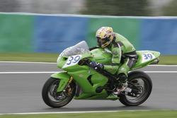 Superstock 1000, essais libres du samedi